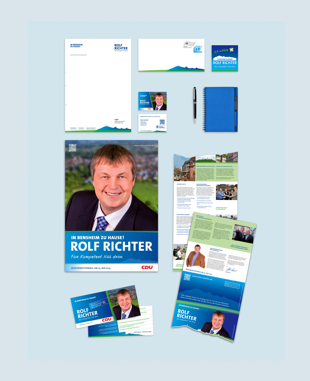 Rolf Richter Dieblume